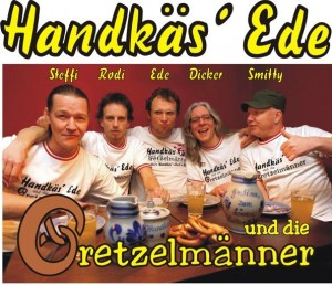 Handkäs Ede und die Bretzelmänner